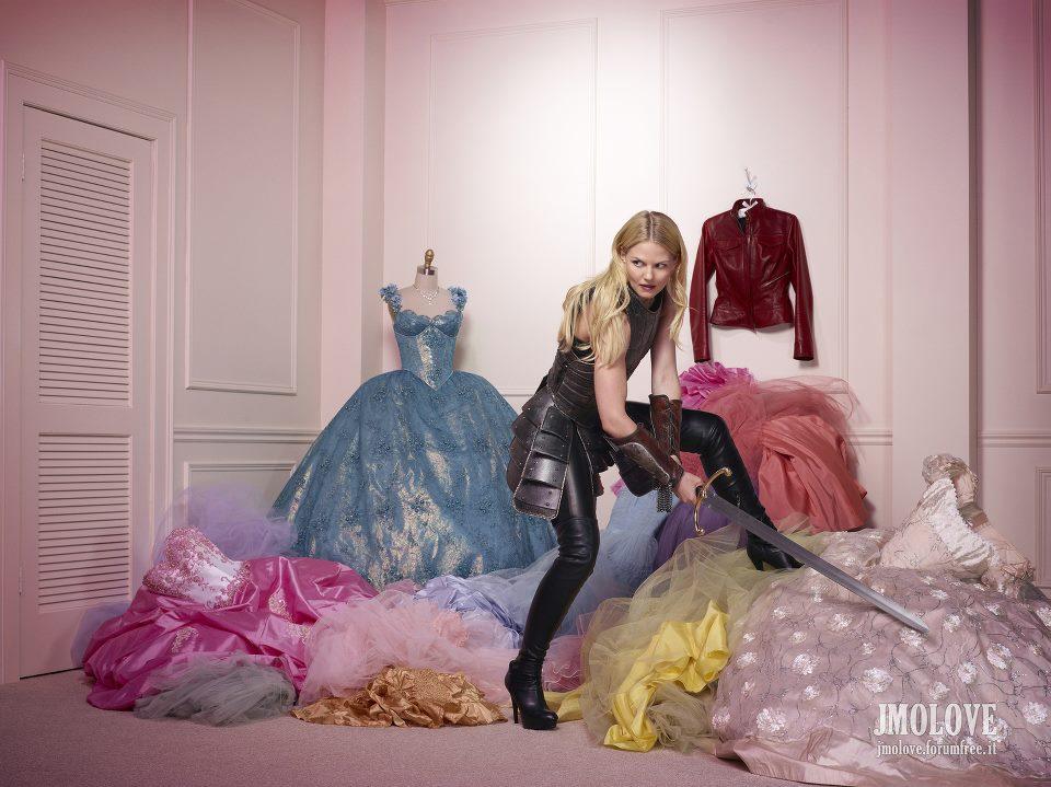 Once Upon a Time - Season 2 - Cast Promo Photos- Emma Swan ...
