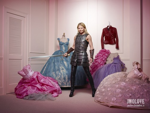 Once Upon a Time - Es war einmal... Hintergrund containing a hoopskirt called Once Upon a Time - Season 2 - Cast Promo Photos- Emma schwan