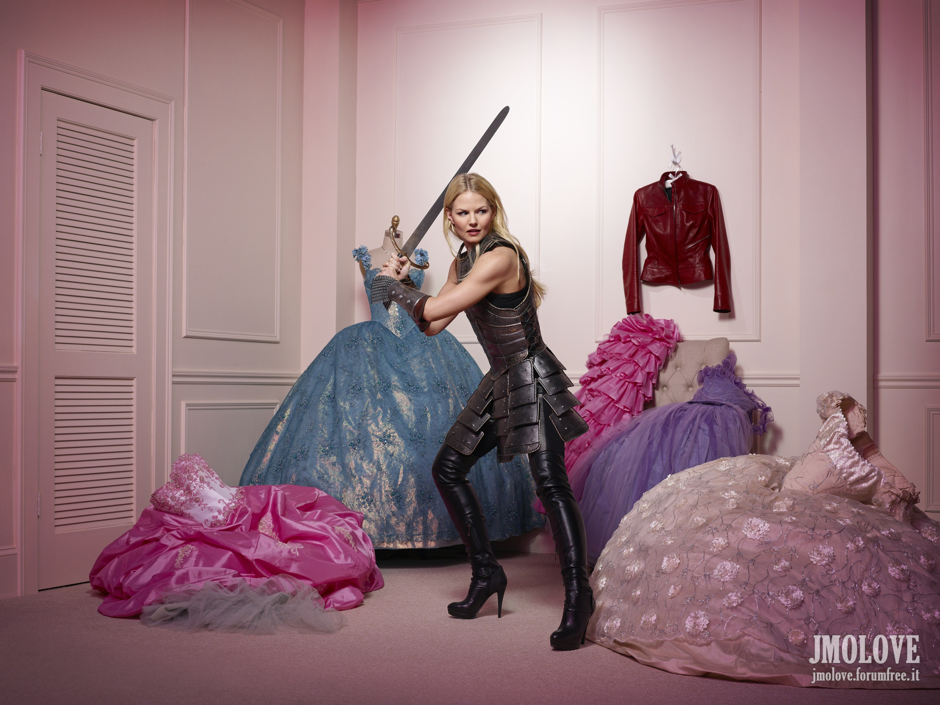 Once Upon a Time - Season 2 - Cast Promo Photos- Emma Swan ...