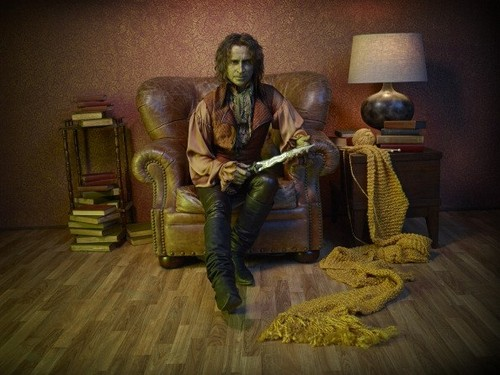 Once Upon a Time - Season 2 - Cast Promo Photos- Rumpelstiltskin