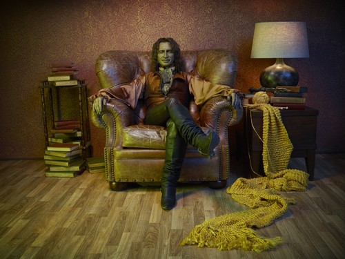 Once Upon a Time - Season 2 - Cast Promo Photos- Rumpelstiltskin