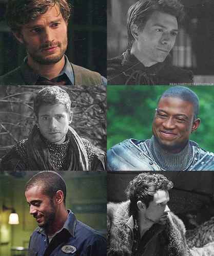 Once Upon a Time → the series where hunks go to die