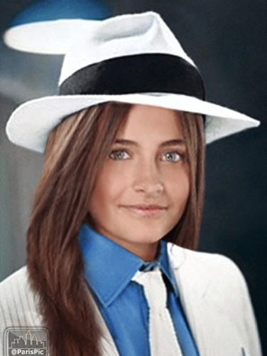 Paris Jackson kertas dinding titled Paris Jackson Smooth Criminal (@ParisPic)