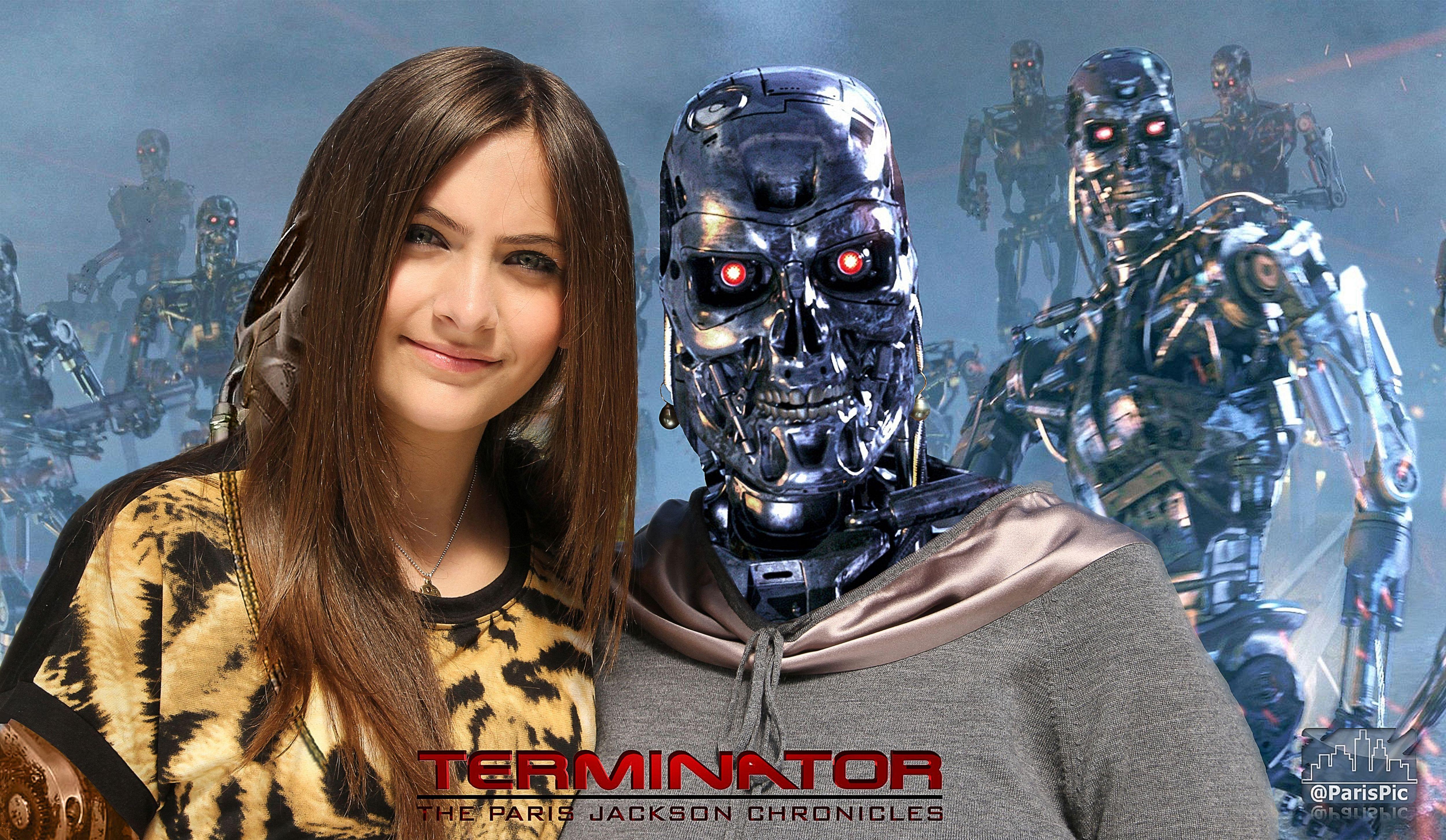 Paris Jackson Terminator (@ParisPic)