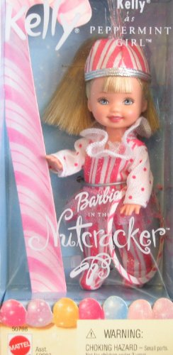 barbie in the nutcracker doll - photo #29