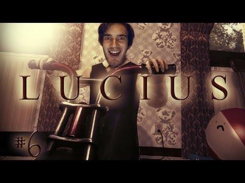 Pewds as Lucius X3