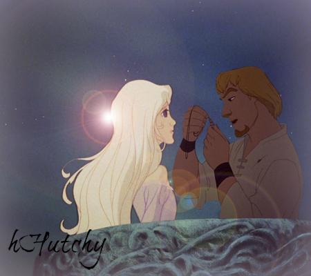 Phoebus & the Unicorn girl