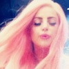 Lady Gaga picha titled pink Gaga