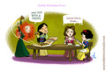 Pocket Princesses 37: Table Manners