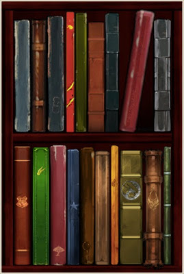 Pottermore: Places – The bibliotheek