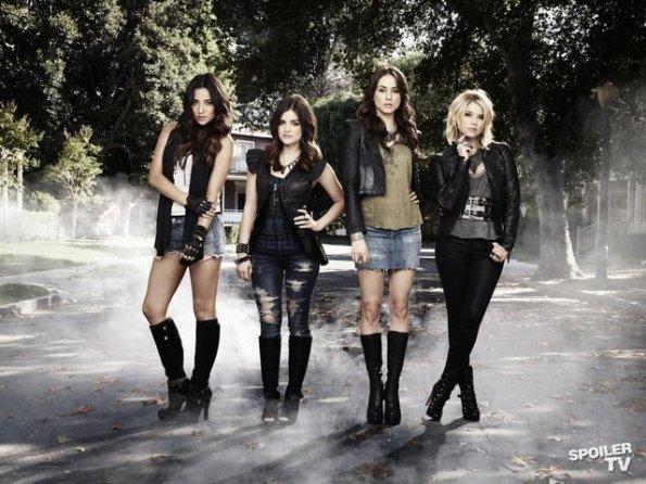 Pretty little liars tv show pretty little liars season 3 new cast