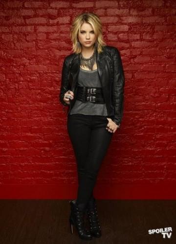 Pretty Little Liars - Season 3 - New Cast Promotional bức ảnh