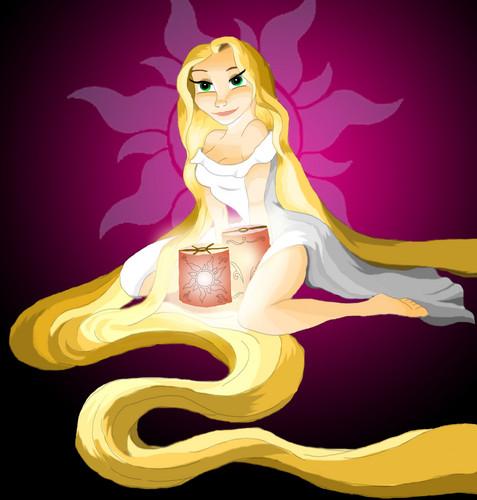 Rapunzel's Lanterns