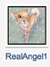 RealAngel on the board - alpha-and-omega icon
