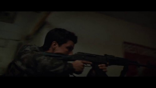 "Red Dawn-Featurette ""Wolverine"""
