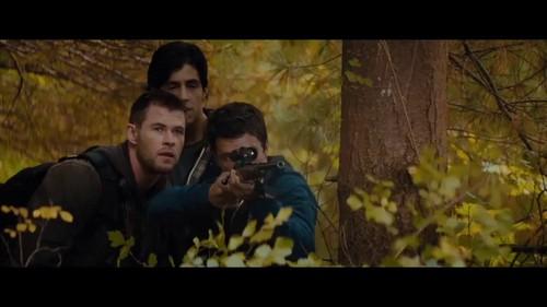"""Red Dawn-Featurette """"Wolverine"""""""