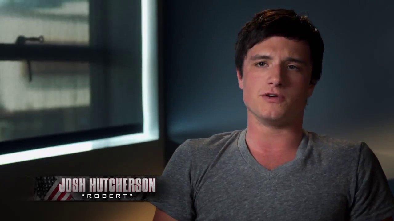 Josh hutcherson in red dawn
