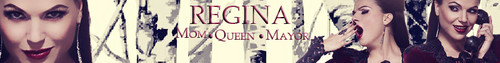 Regina/The Evil Queen banner spot Submission