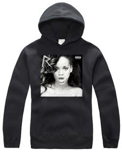 蕾哈娜 Talk That Talk Album Cover hoodie