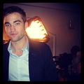 Rob Promotes 'Breaking Dawn Part 2' In London - robert-pattinson photo