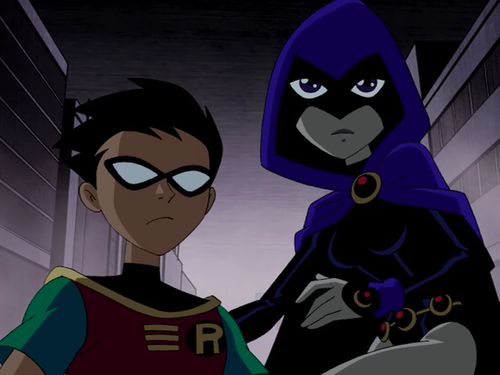 Robin and Raven