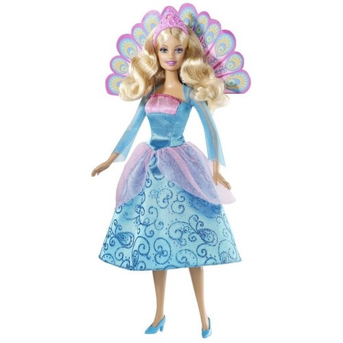 Barbie as the island princess wallpaper entitled Rosella doll