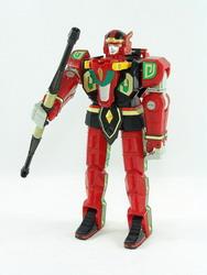 Ryuusei-oh Warrior mode
