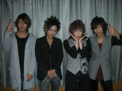 Jrock wallpaper possibly with a well dressed person called SID♥