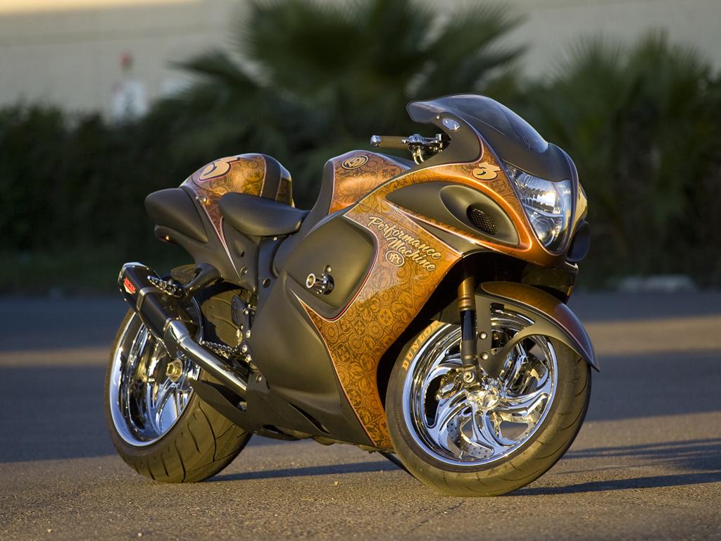Suzuki Motorcycles Hayabusa