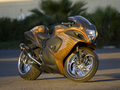 motorcycles - SUZUKI HAYABUSA wallpaper