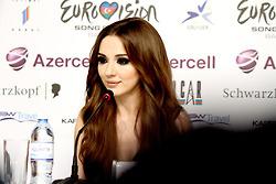 Sabina Babayeva (Azerbaijan 2012)