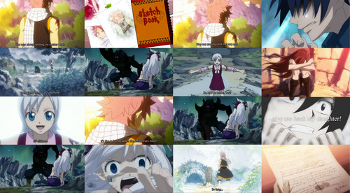 Sad moments of Fairy Tail