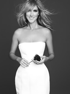 celine dion wallpaper called Sans Attendre Photoshoot