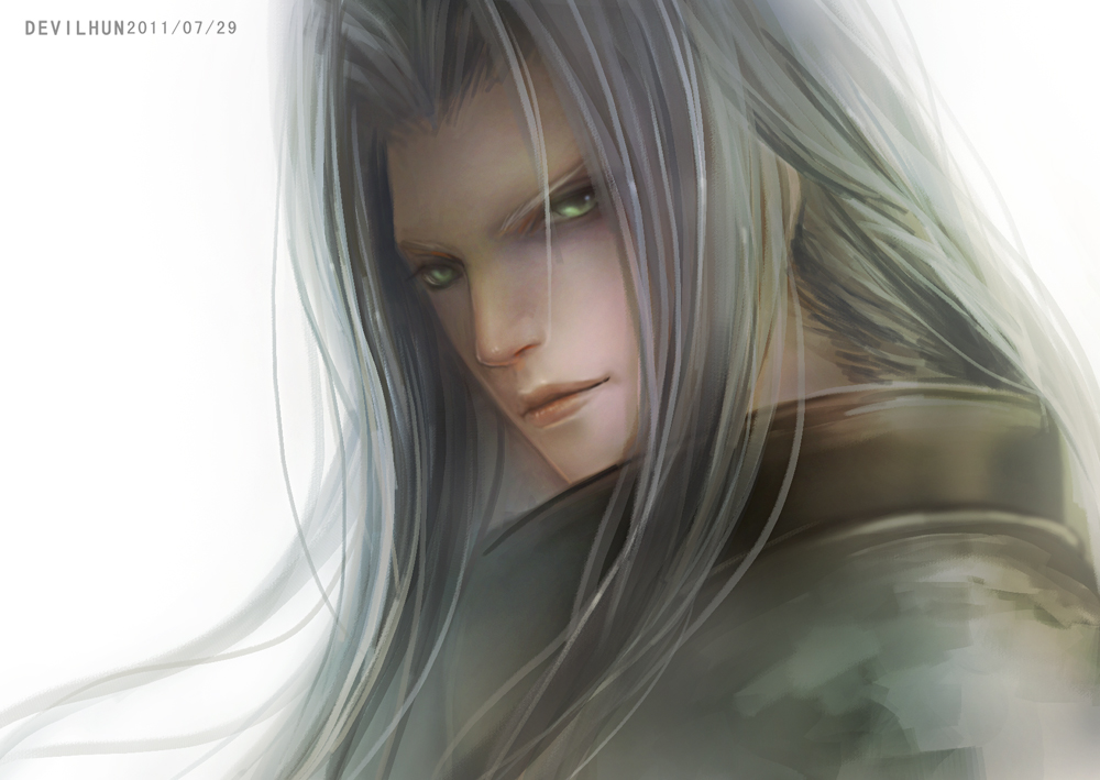 Sephiroth Sephiroth Fan Art 32755255 Fanpop