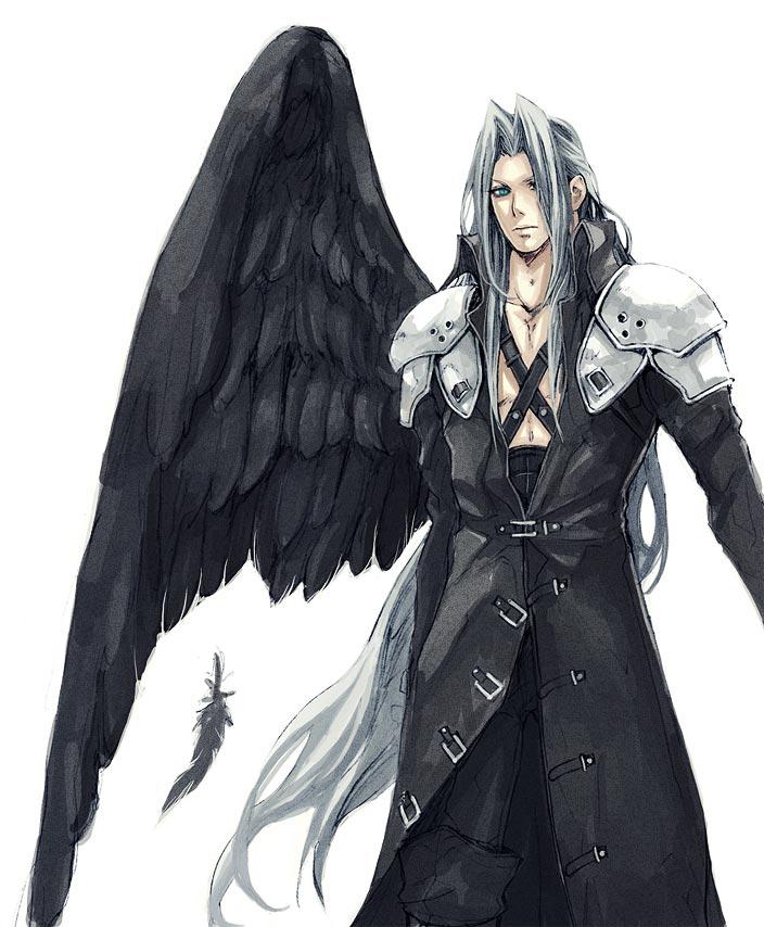 Sephiroth Sephiroth Fan Art 32755409 Fanpop