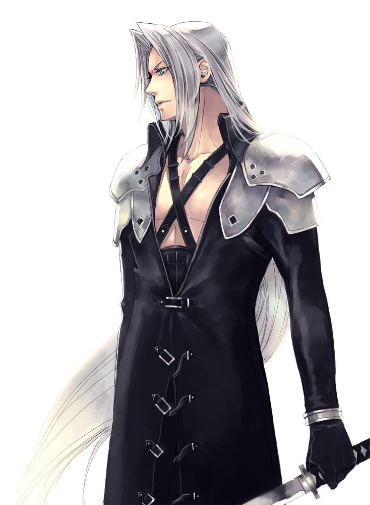 Sephiroth Theme Advent Children The One Winged Angel