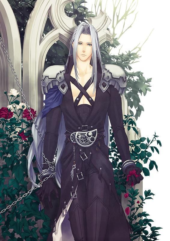 Final Fantasy Sephiroth Fan Art