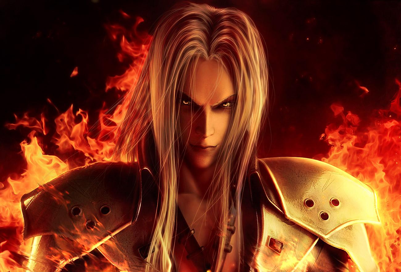 Sephiroth Sephiroth Fan Art 32755535 Fanpop
