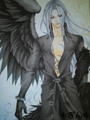 Sephiroth - sephiroth fan art