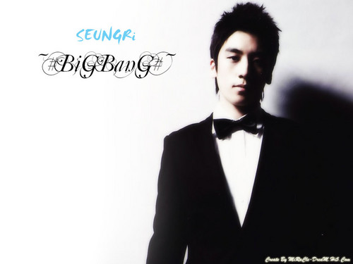Seung Ri wallpaper