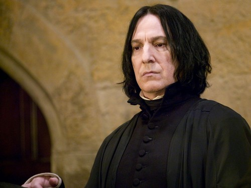 Hogwarts Professors wallpaper entitled Severus Snape Wallpaper