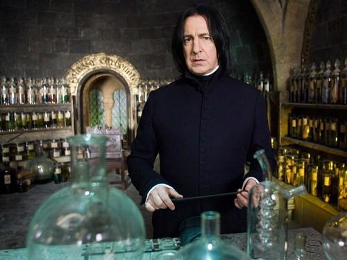 Severus Snape fond d'écran