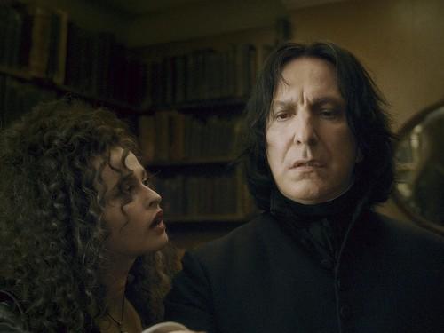 Hogwarts Professors wallpaper titled Severus Snape Wallpaper