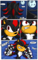 Shadow the Werehog transformation Part 1 - shadow-the-hedgehog fan art
