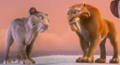 Shira and Diego - ice-age-4-continental-drift photo