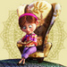 Sitting Comfortably - disney-females icon