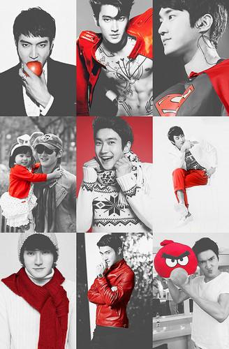 Siwon ~ Color