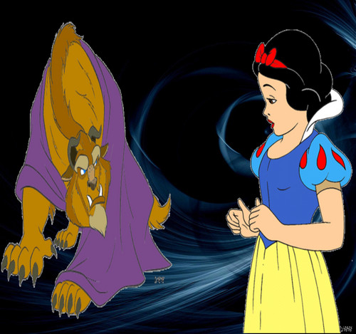 Snow White & The Beast