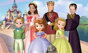 Sofia The First wallpaper possibly with anime entitled Sofia the First  Characters