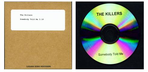 Somebody told Me cds